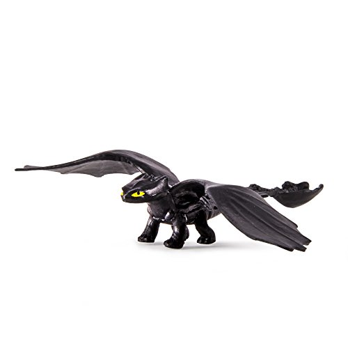 Dreamworks Dragons How to Train Your Dragon 2 Toothless Battle Action Figure - 1