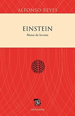 Einstein. Notas de lectura (Centzontle) (Spanish Edition)