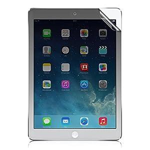 kwmobile® Privacy Displayschutzfolie für Apple iPad Air / Air 2 - schützen Sie Ihre Privatsphäre - Premiumqualität