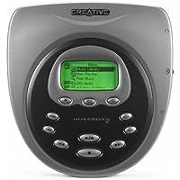 Creative Jukebox 2 10GB tragbarer MP3-Player blau