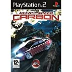 Need For Speed Carbon PS2 Game