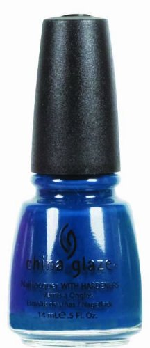 China Glaze, Smalto per unghie, ad azione rinforzante, First Mate, 14 ml