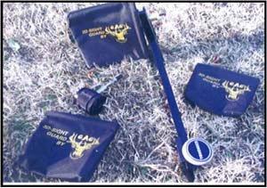 Gibbs Archery Sight Guard Covers