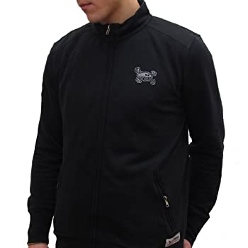 Primo Spannerskull Black Guy Martin Moto Jacket