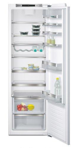 Siemens KI81RAF30 réfrigérateur - réfrigérateurs (Intégré, Blanc, A++, Droite, SN, T, Verre)