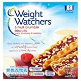 Weight Watchers Fruit Crumble Biscuits 6 X 22.5G