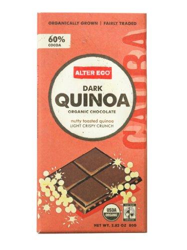 Alter Eco Foods Organic Chocolate Dark Quinoa
