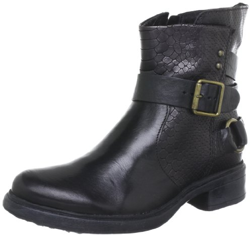 Mjus 605202 Boots Womens Black Schwarz (nero+nero 6002) Size: 6.5 (40 EU)