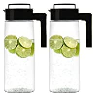 Takeya Airtight Drink Maker Pitcher / Jug, Set of Two from Takeya