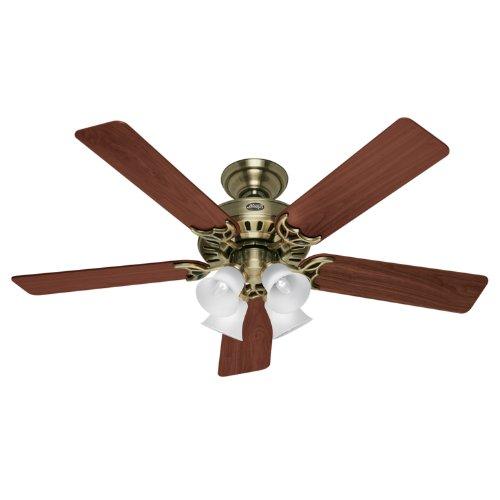 Best Prices Hunter 52 Inch Studio Series Ceiling Fan