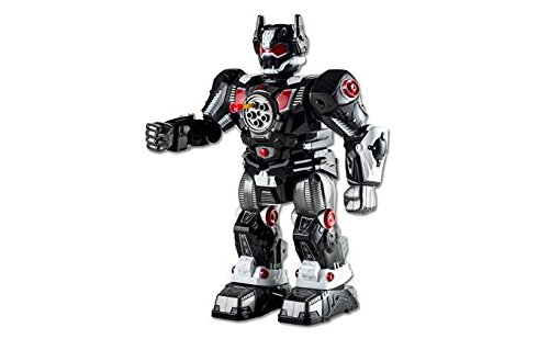 Remote-Control-Robot-NINCO-NBOTS-SECUTOR-WITH-MISSILS-SOUND-AND-LIGHTS-Dance-spin-or-shoot