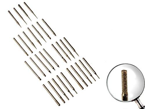 30-tlg-Diamant-Frser-Schaft-3mm-Schleifstift-fr-Minibohrmaschienen