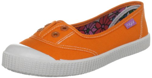 Sugar Women's Otto Tangerine Ballet OOR 6 UK