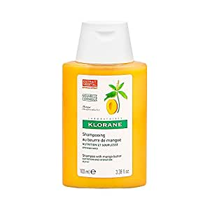 Klorane Nourishing Treatment Shampoo With Mango Butter 100ml/3.35oz