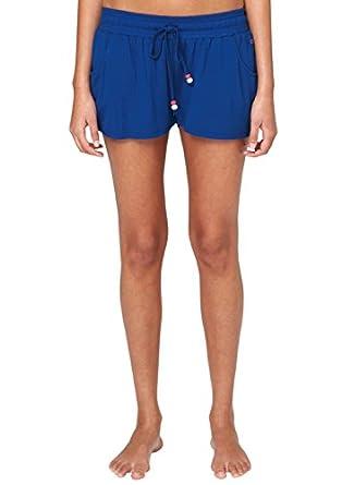 oliver damen shorts badeshorts einfarbig. Black Bedroom Furniture Sets. Home Design Ideas
