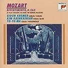 Mozart:Divertimento K.563