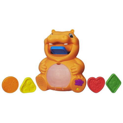 Playskool Learnimals Color Me Hungry Hippo Toy - 1