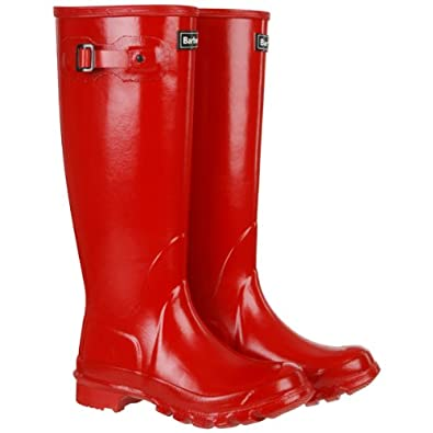 Brilliant  11026025 Womens Laced Amp Zip Synthetic Leather Ankle Boots Shoes Red