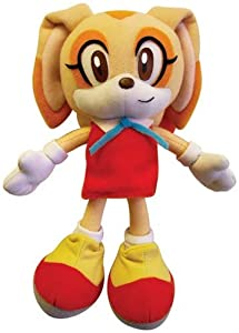 "Amazon.com: Sonic X: Cream 5"" Plush: Toys & Games"