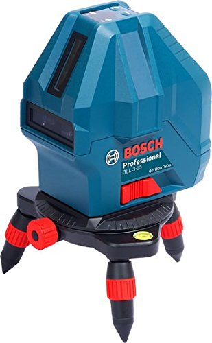 Bosch-GLL-3-15-Self-Leveling-3-Line-Laser