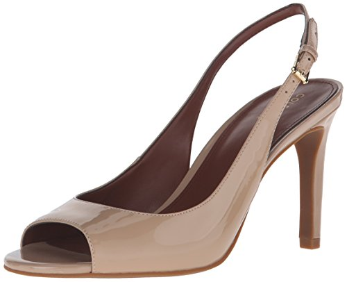 Cole Haan Women's Juliana Open Toe Sling Dress Sandal, Maple Sugar, 6 B US (Cole Haan Dress compare prices)