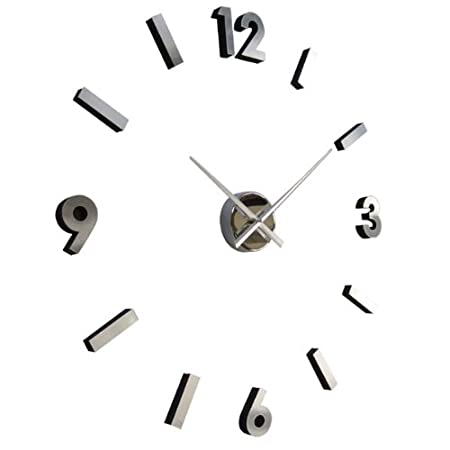 Do It Yourself Aluminum Clock (30