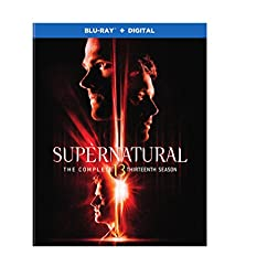 Supernatural: The Complete Thirteenth Season [Blu-ray]