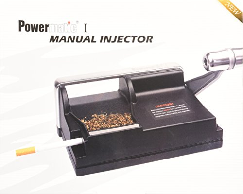 Powermatic-I-Manual-Cigarette-Injector-Machine