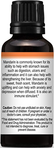 Mandarin-Essential-Oil-30-ml-1-oz-100-Pure-Undiluted-Therapeutic-Grade