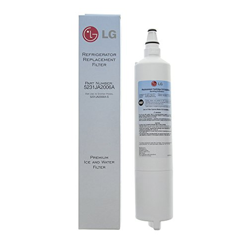 LG 5231JA2006A Refrigerator Water Filter photo