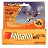 Micatin Anti Fungal Cream For Athletes Foot - 14 Gm