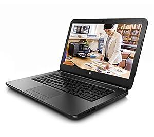HP 240G2 14-inch Laptop (Black)