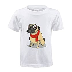 For all you Puggalos Child Crew Neck Graphic T Shirt