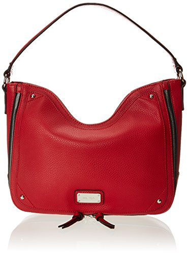 Nine West Double Vision Hobo Top Handle Bag, Red, One Size