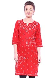 ADA Handmade Embroidered Authentic Women Kurti Kurta Dress By Ada A99110