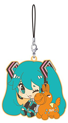 Good Smile Hatsune Miku X Cuterody Rubber Strap (Apricot Version) Toy