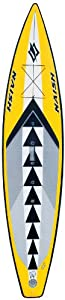 Naish ONE Inflatable Stand Up Paddleboard, 12-Feet x 6-Inch by Pacific Boardsports LLC