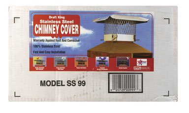 Purchase Hy-c Ss99 Hy-c Scss99 Chimney Cover Cap 9x9 Ss
