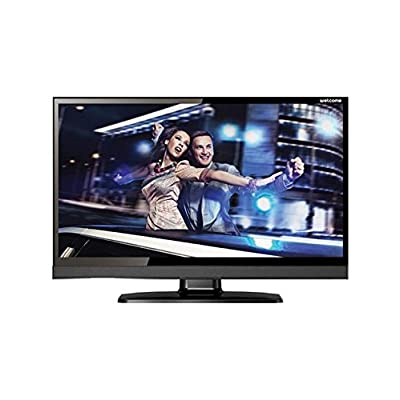 Videocon VC22F02AP 55 cm (22 inches) FULL HD 1080P LED TV (Black)