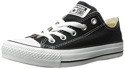 Converse Chuck All Star Black Sneaker - Black 8 B(M) US Women / 6 D(M) US Men