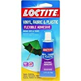 Loctite 1360694 1-Ounce Tube Vinyl, Fabric and Plastic Repair Adhesive