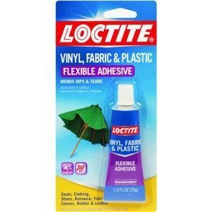 Loctite 1360694 1-Ounce Tube Vinyl, Fabric and