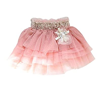 Kids Baby Girls Summer Beach Princess Party Dresses Skirt Child Tutu Short Dress