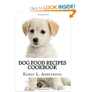 Collection: Dog Treats - homemade dog food recipes