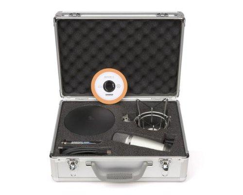 Samson Studio C03U USB Microphone Pack