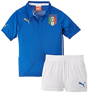 2014-15 Italy World Cup Home Mini Kit by PUMA