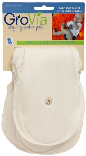 GroVia Stay Dry Soaker Pad - 2-pk