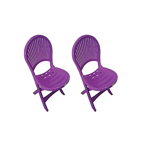 Comparamus sotufab plast 2 chaises de jardin plastique - Chaise pliante plastique jardin ...