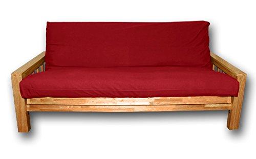 Sofá cama Bifold 140x200cm granate