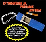 EXTINGUISHER JR- PORTABLE ASHTRAY (ASST COLORS)